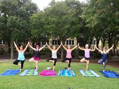 yoga squad